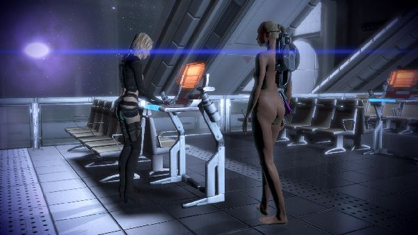nude mass effect 3